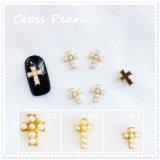 クロス 十字架 パール